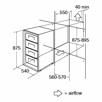 FW482 Fitting Diagram