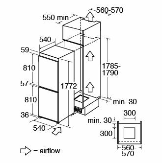 FW852 Fitting Diagram
