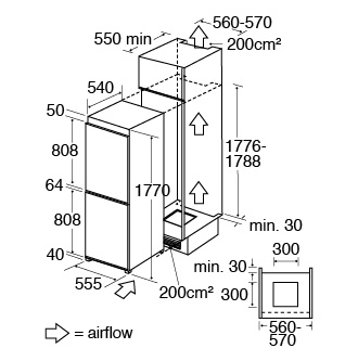 FW951 Fitting Diagram