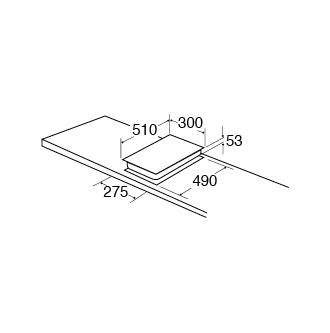 HN3620FR Fitting Diagram