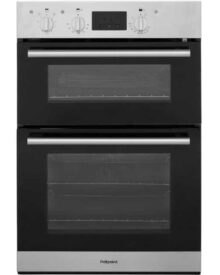 Hotpoint-DD2540IX-Double-Oven