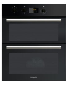 Hotpoint-DU2540BL-Double-Oven
