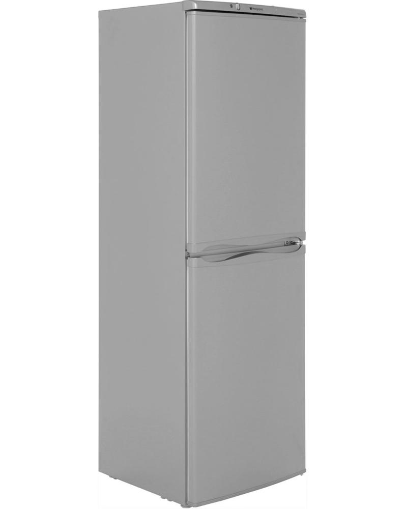 Hotpoint Ffaa52s Fridge Freezer In Silver