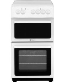 Hotpoint-HAE51PS-Cooker