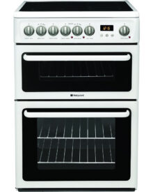 Hotpoint-HAE60PS-Cooker