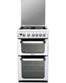 Hotpoint-HUG52P-Gas-Cooker