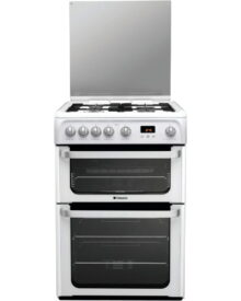 Hotpoint-HUG61P-Gas-Cooker