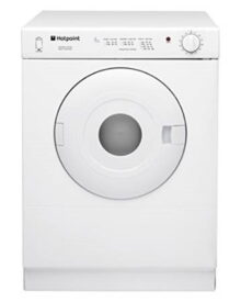 Hotpoint-V4D01P-Vented-Tumble-Dryer