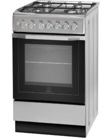 Indesit-I5GSH1S-Dual-Fuel-Cooker