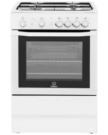 Indesit-I6GG1W-Gas-Cooker