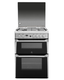 Indesit-ID60G2X-Cooker