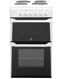 Indesit-IT50EWS-Cooker