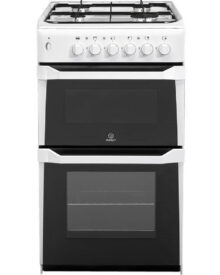Indesit-IT50GW-Twin-Cavity-Cooker