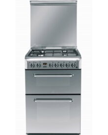 Indesit-KDP60SES-Cooker