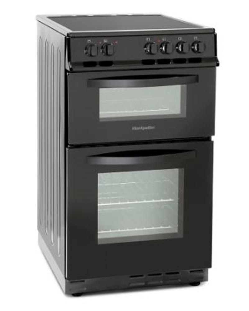 montpellier mdc500fk electric cooker. Black Bedroom Furniture Sets. Home Design Ideas