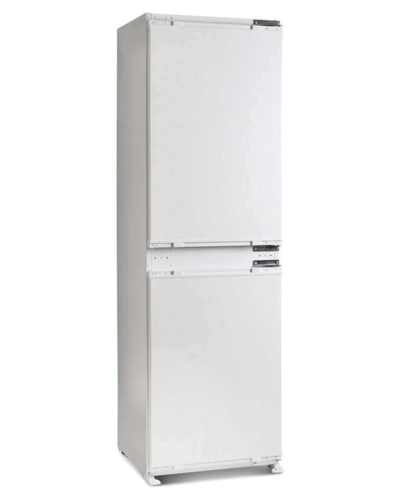 Montpellier Miff501 Built In Fridge Freezer In White