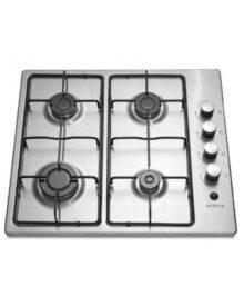 Servis-SEG4X-Stainless-Steel-Gas-Hob