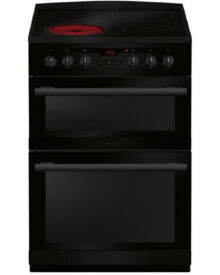 Amica-AFD6550BL-Black-Electric-Cooker