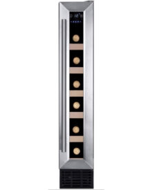 Amica-AWC150SS-Slim-Stainless-Wine-Cooler