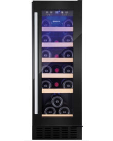 Amica-AWC300BL-Black-Wine-Cooler