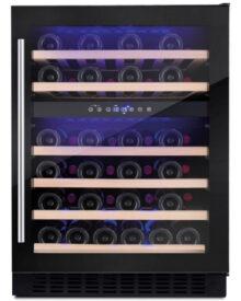 Amica-AWC600BL-Black-Wine-Cooler
