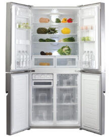 CDA-PC880SC-Four-Door-Fridge-Freezer