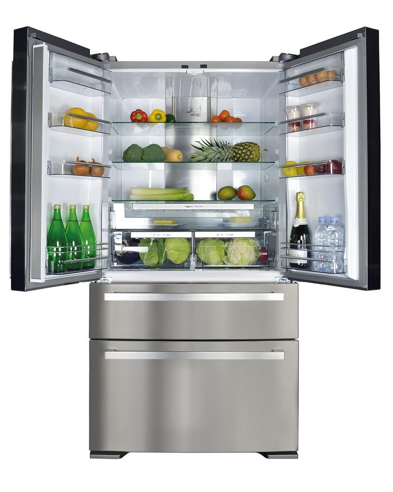 cda pc870ss american style fridge freezer. Black Bedroom Furniture Sets. Home Design Ideas